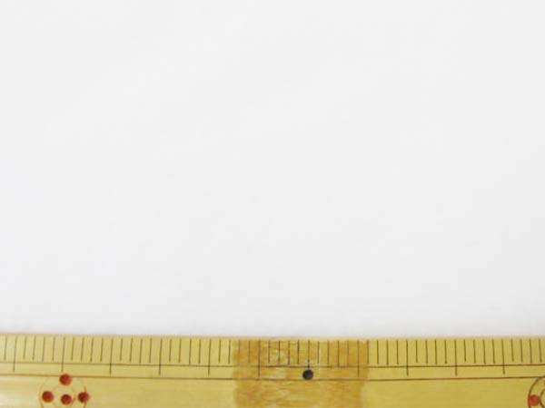 画像1: 【NEW】 フリース 無地(白) 50cm単位 アンチピリング加工 はぎれ90cm