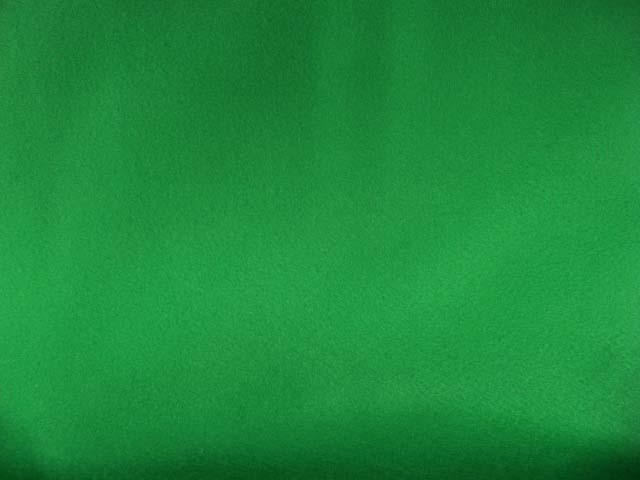 画像1: 定番洗えるフエルト90cm幅生地 グリーン(RZ-15)