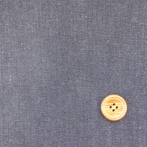 画像1: 150cm巾 デニム 【E】 (紺)