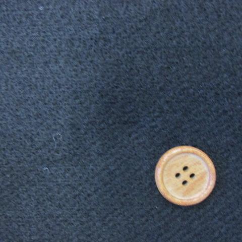 画像1: 【訳あり・現品限り】 半額 ドミット芯 (黒) 1mカット パッチワークキルト綿