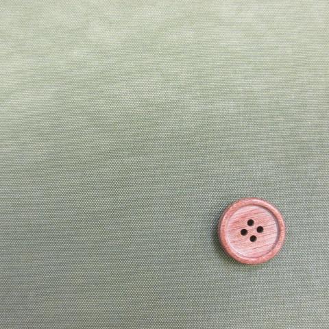 画像1: 135cm巾撥水加工 ナイロンワッシャー生地カジュアルナイロン (グリーン)