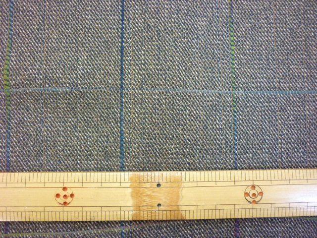 画像1: ■綿麻 はぎれ2m40cm
