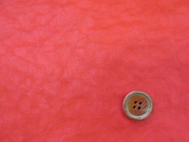 画像1: 135cm巾撥水加工 ナイロンワッシャー生地カジュアルナイロン  (赤)