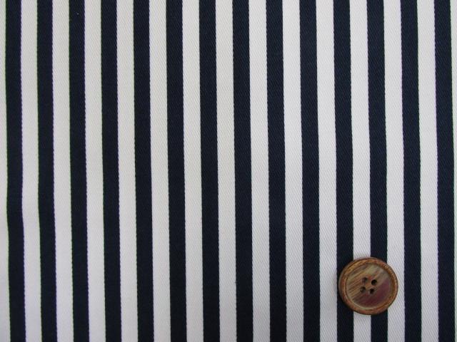画像3: ツイル生地 セブンベリー 6mm巾ストライプ