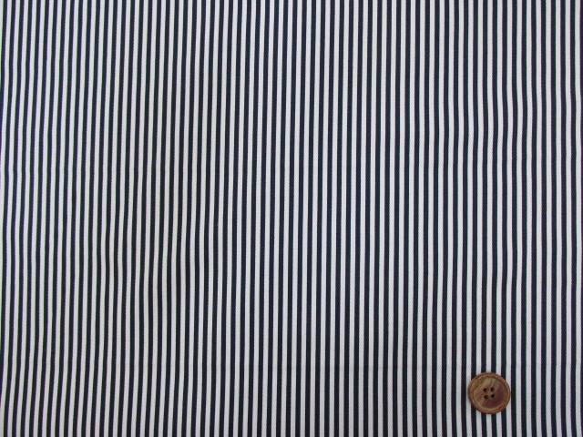 画像4: ツイル生地 セブンベリー 2mm巾ストライプ