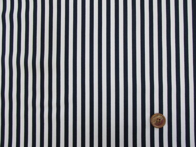 画像4: ツイル生地 セブンベリー 6mm巾ストライプ