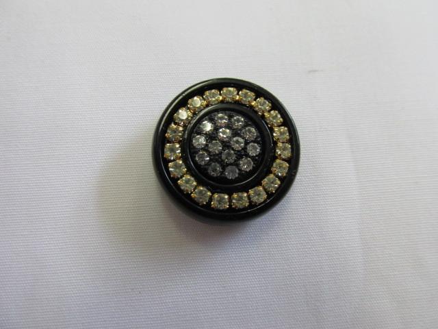 画像2: ボタン(20mm〜18mm)黒