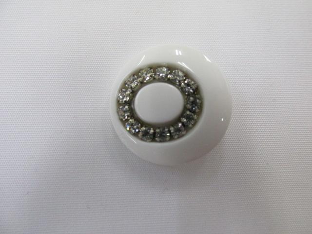 画像2: ボタン(20mm〜15mm)白