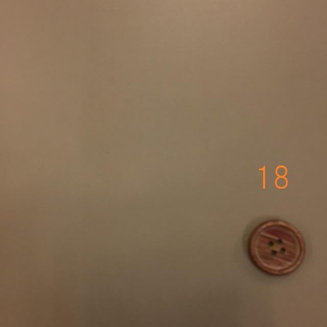 画像1: (2)撥水加工 ナイロンタフタ生地 無地 はぎれ45cm(ベージュ)