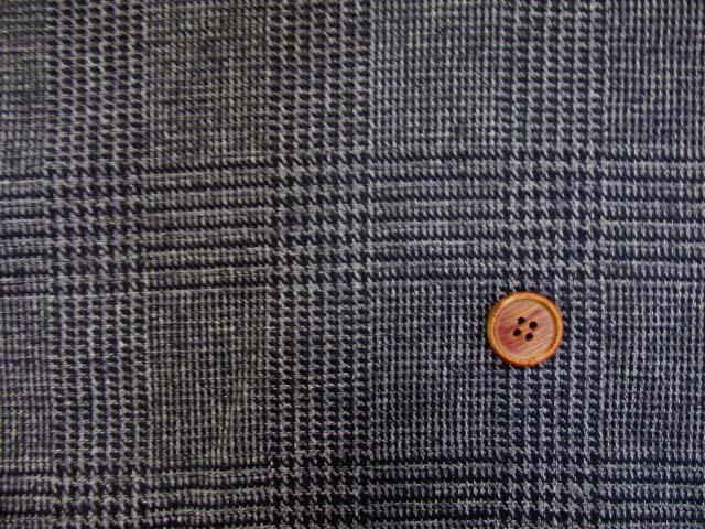 画像2: 巾140cm ツイーディグレンチェック  ポリエステル100%