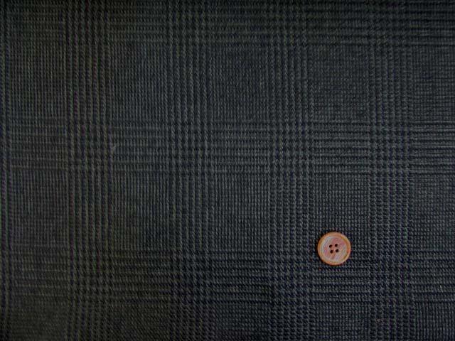 画像5: 巾140cm ツイーディグレンチェック  ポリエステル100%