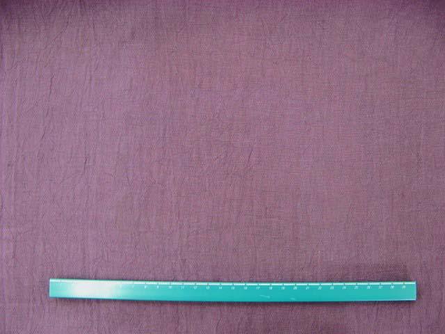 画像1: リネンキャンバスハンドワッシャー生地(紫)