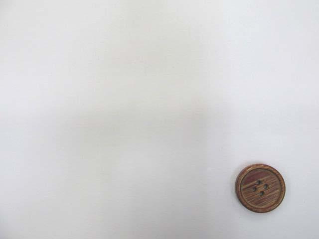画像1: 【現品限り】 幅35cm テトロンブロード(白)はぎれ4m80cm