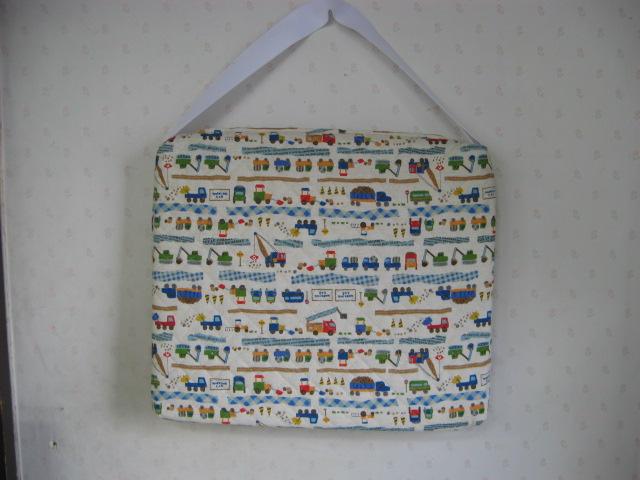 画像1: 入園入学用 手作り 座布団 オーダー賜ります!