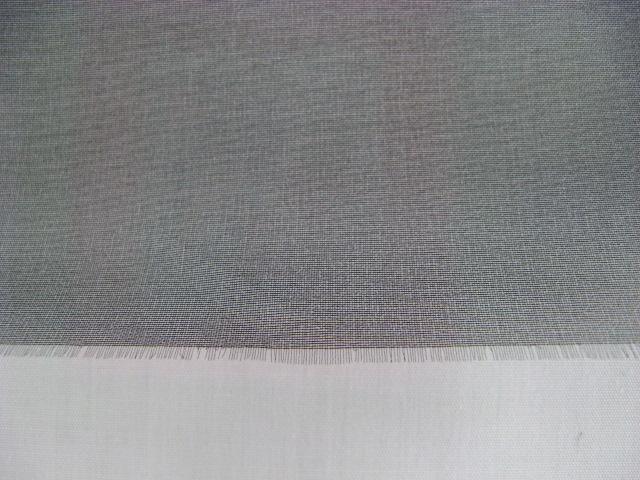 画像1: オーガンジー 黒  定番商品