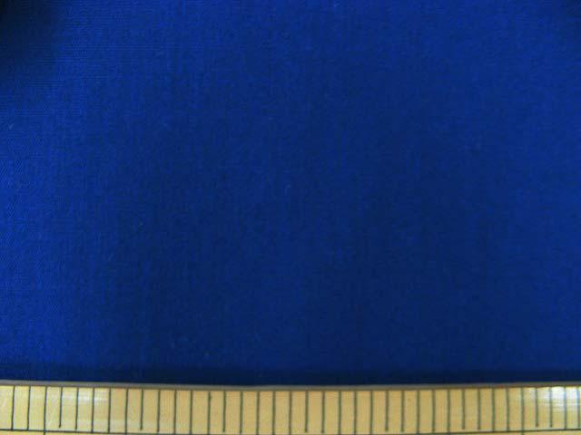 画像1: (2)【お買い得】 TCブロード 紺 はぎれ60cm