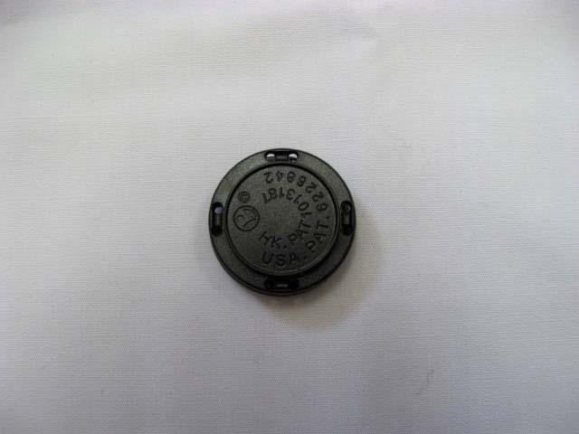画像1: マグネ ホック  縫い付け 黒