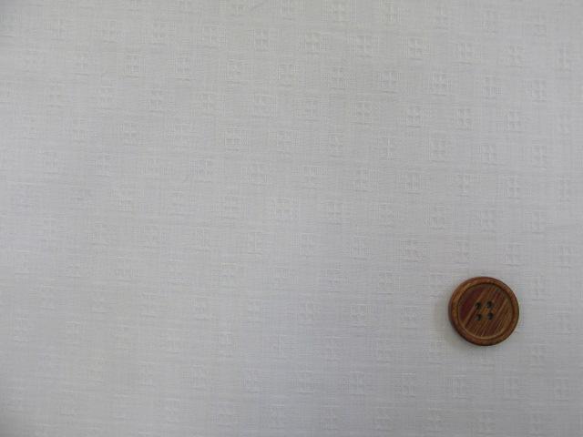 画像2: 綿ドビー B (オフ)