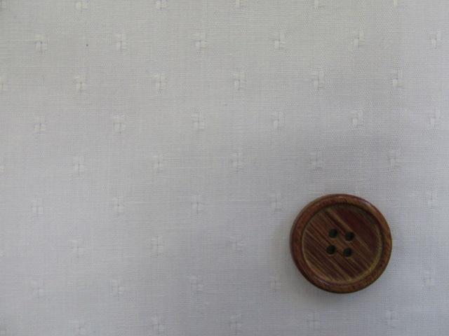 画像1: 綿ドビー A (オフ)