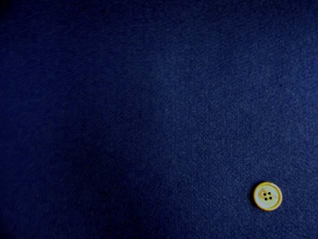 画像2: 洗えるフエルト90cm巾生地 (紺)