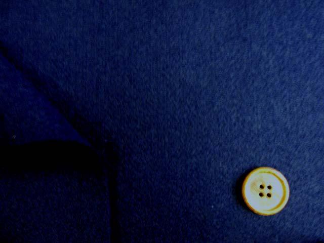 画像3: 洗えるフエルト90cm巾生地 (紺)