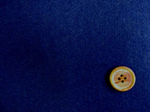 画像1: 洗えるフエルト90cm巾生地 (紺)